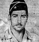 Teniente JUAN J. MONGE