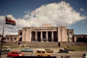 Vieja Universidad de Costa Rica