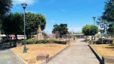 Plaza Barrio México, antigua Plaza Nicolás Marín.