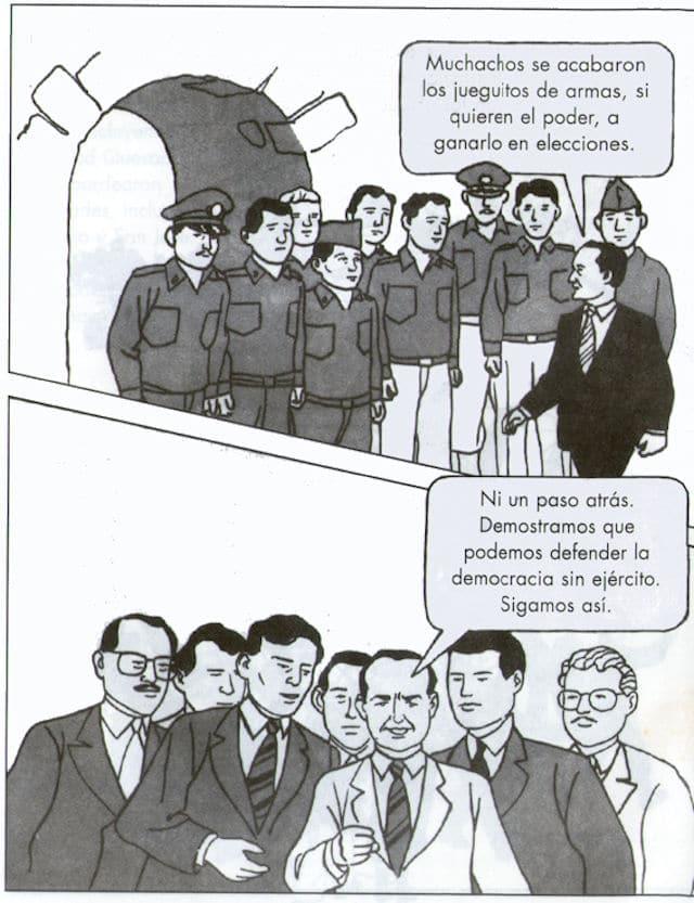 Figueres: El hombre que abolió el ejército