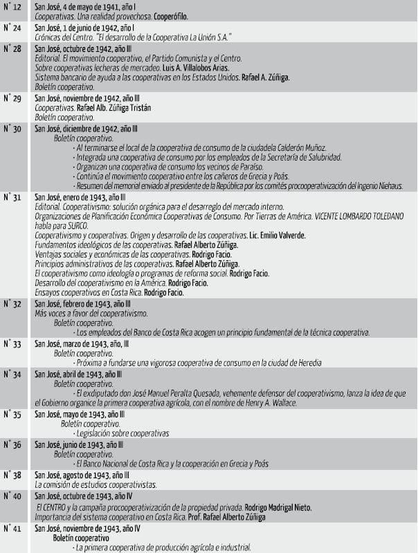 Cooprativismo Revista Surco