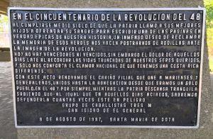 En el cincuentenario de la Revolución del 48