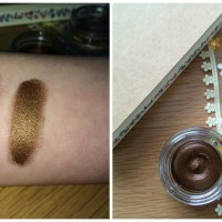 Day test, review & swatches: Max Factor Excess Shimmer Eyeshadows