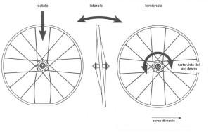 0442 Le forze che agiscono sulla ruota