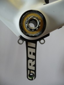 1117 Revisione guarnitura Sram Force 33