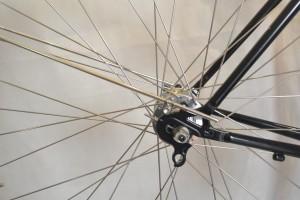 5639 Montiamo la bici parafanghi portapacchi Surly Cross Check 151