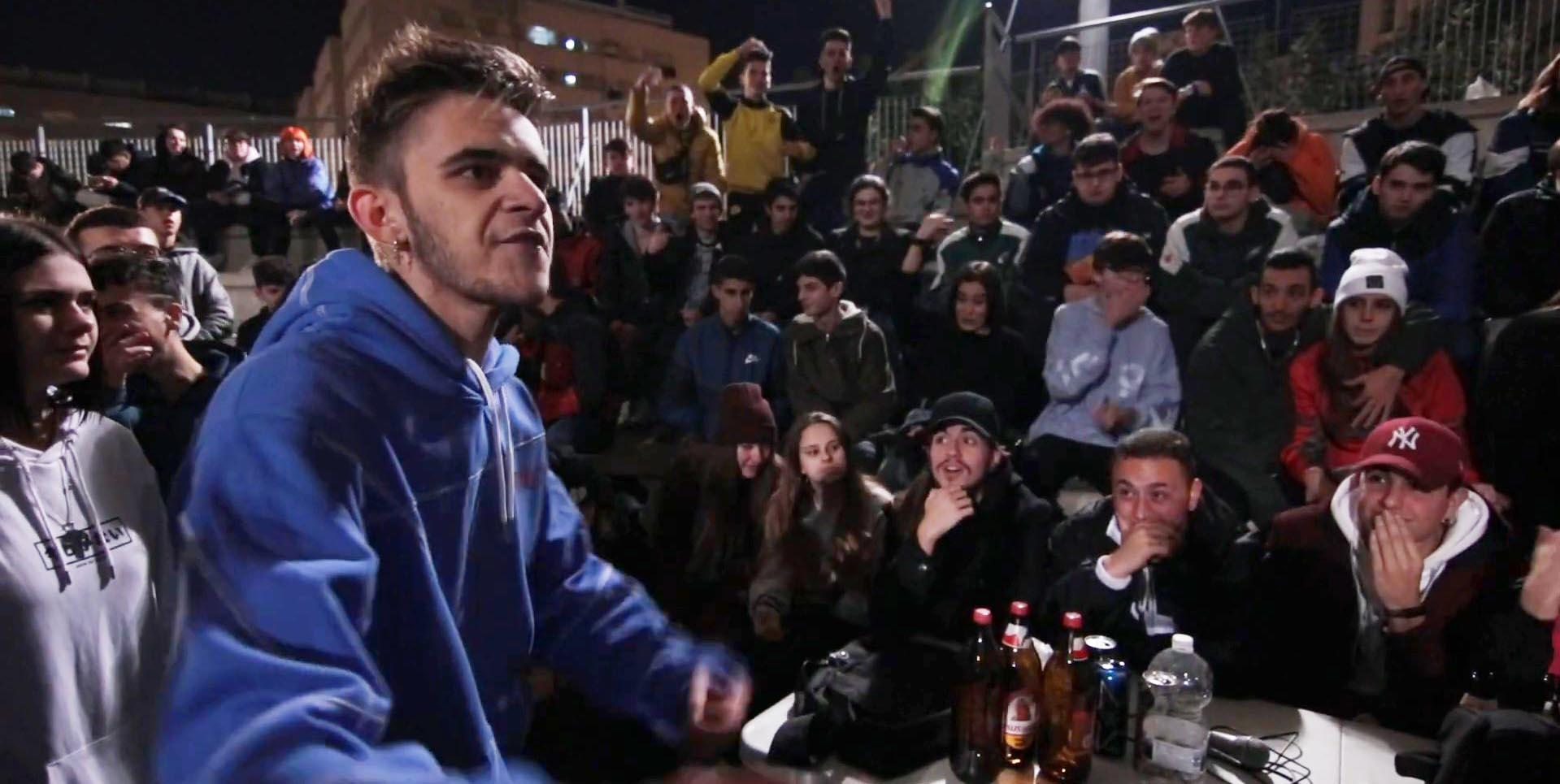 MACRO BATTLE REÚNE A LOS MÁXIMOS REFERENTES DEL UNDER ESPAÑOL