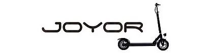 Logo patinete eléctrico Joyor F5S