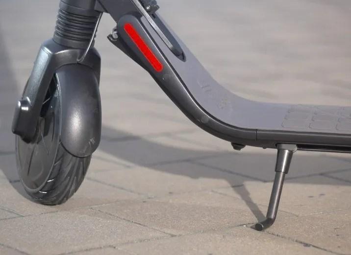 Seat kickscooter - rueda