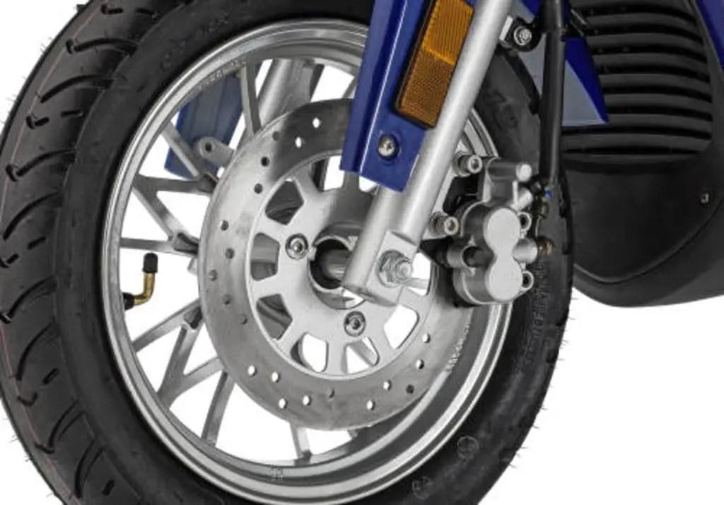 Efun Lipo Azul rueda
