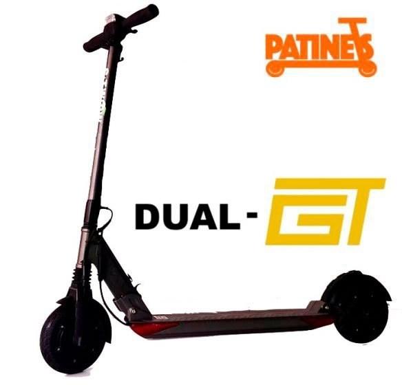 comprar patinete eléctrico dual GT