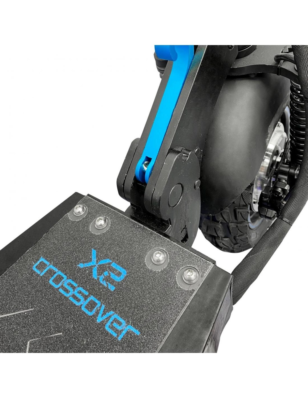 patinete electrico Smartgyro Crossover eje