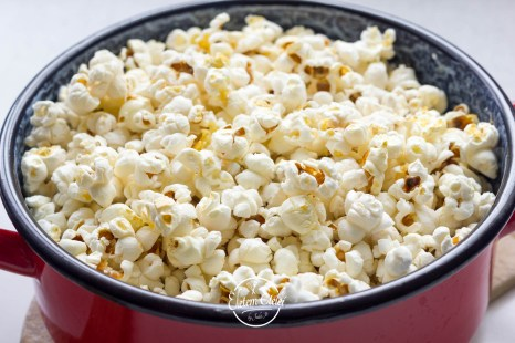 Popcorn házilag