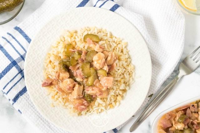 Hentes tokány csirkemellből (1)