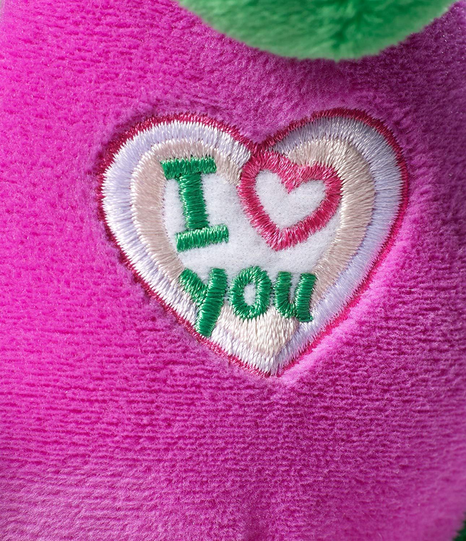 Baby Bop Plush - Fisher-Price Barney, I Love You