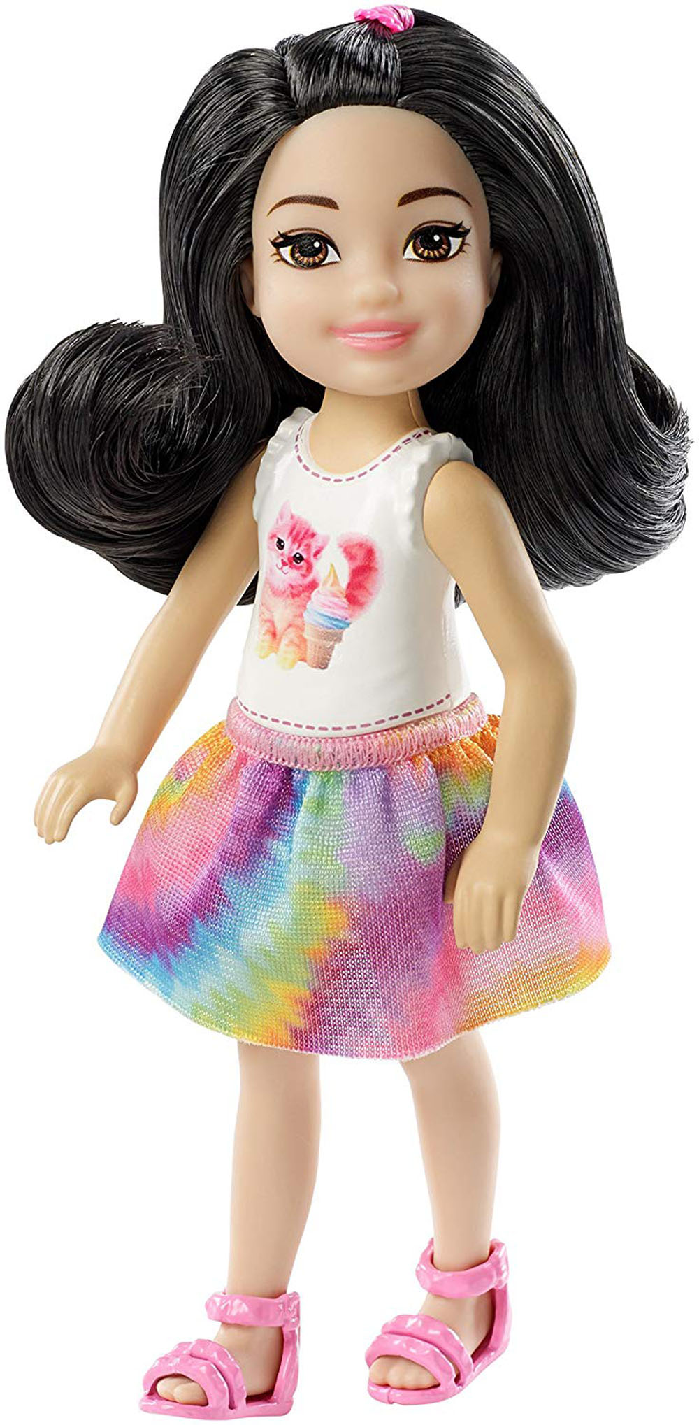 Barbie Club Chelsea Doll Black Hair Ele Toys Llc