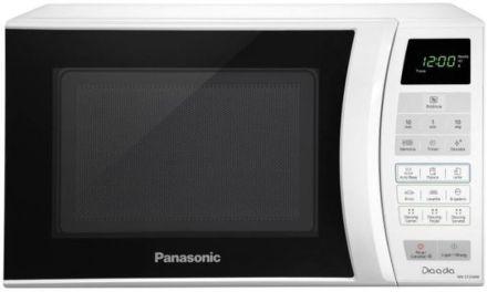 Medidas do Microondas Panasonic 21 litros Branco – NN-ST254WRU