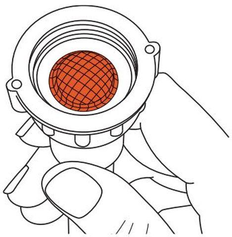 Como limpa a lavadora Brastemp - filtro