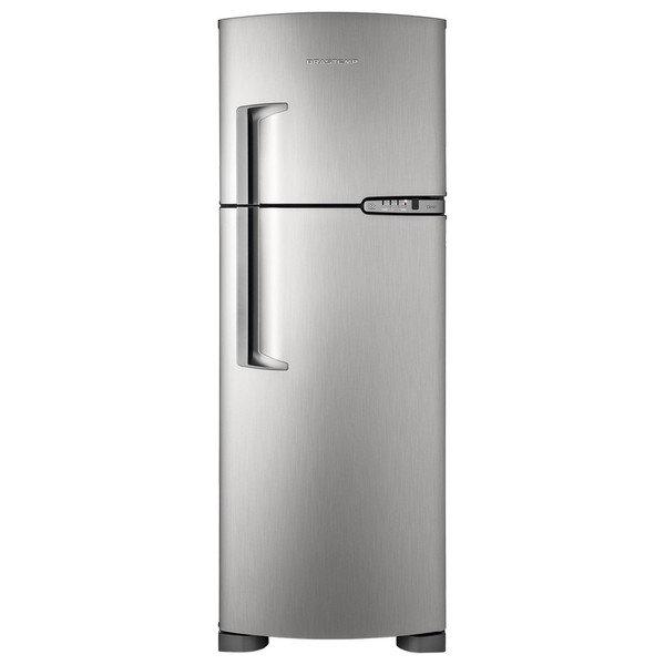 Refrigerador Brastemp Clean BRM39EK 352 Litros Inox