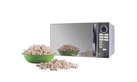 Microondas com porta espelhada – Philco 30 litros – PME31