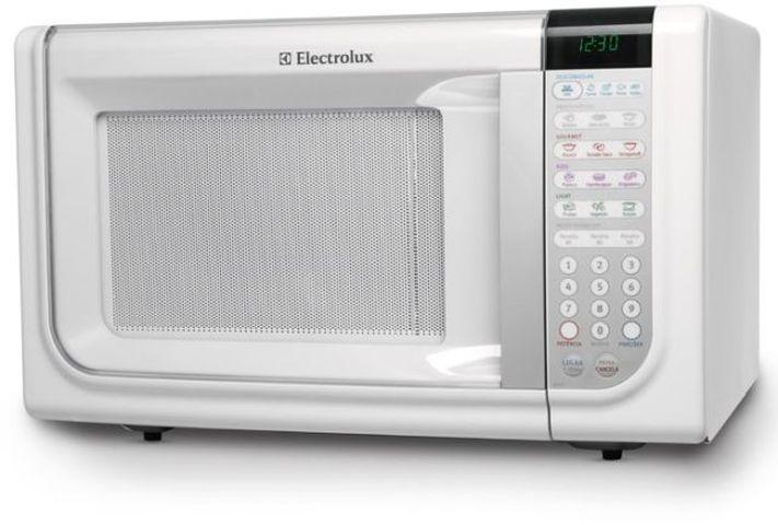 Medidas do Microondas Electrolux 31 litros Meus Favoritos MEF41