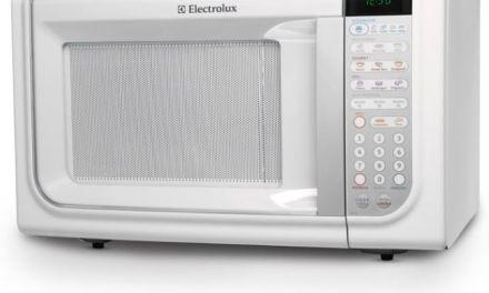 Como utilizar a função grill do Microondas Electrolux 31 litros MEG41