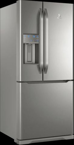Medidas do Geladeira Electrolux 538 litros Multidoor Inox - DM85X