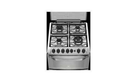 Conhecendo fogão a gás de piso Electrolux 4 bocas – 56DAX