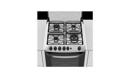 Manual de instruções do fogão de embutir Electrolux 4 bocas 56EAB