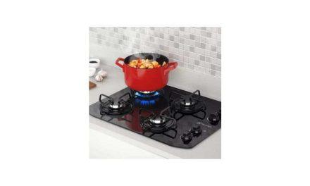 Manual do cooktop Electrolux 4 bocas – GC58V