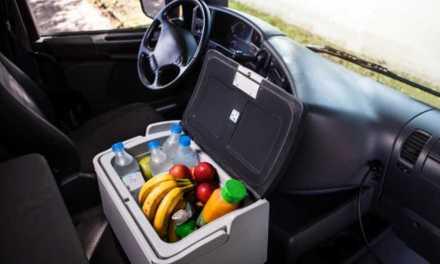 Medidas da mini geladeira portátil Resfriar 18 litros – RES18GP