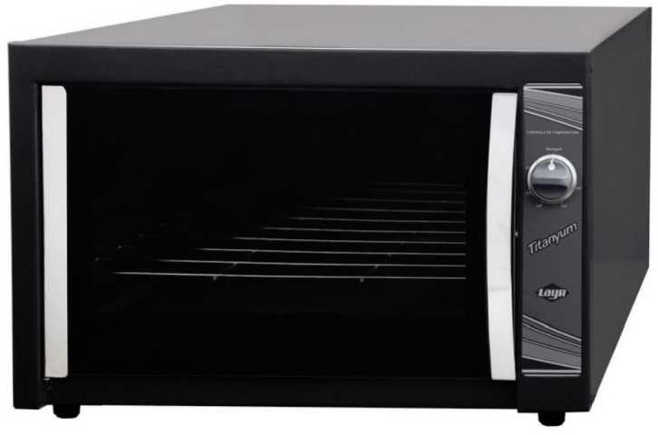 Medidas do forno a gás Layr Titanyum Super Industrial