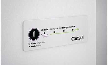 Medidas do Freezer Horizontal Consul 534L CHB53EB