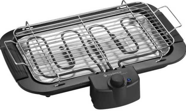 Medidas da churrasqueira elétrica Cadence Tasty II – GRL802