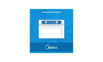 Manual de instruções de microondas Midea – Modelos
