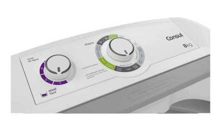 Medidas da Máquina de Lavar Consul 8Kg – CWB08