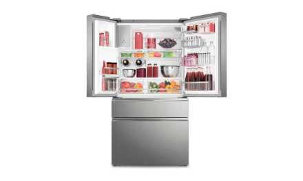 Manual de instruções geladeira Electrolux 540L French Door DM91X