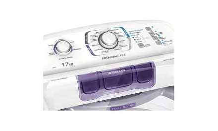 Como limpar lavadora de roupas Electrolux 17Kg – LPR17