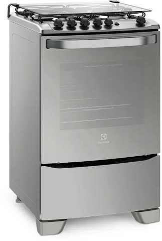 Medidas do fogão a gás Electrolux - 56GXQ