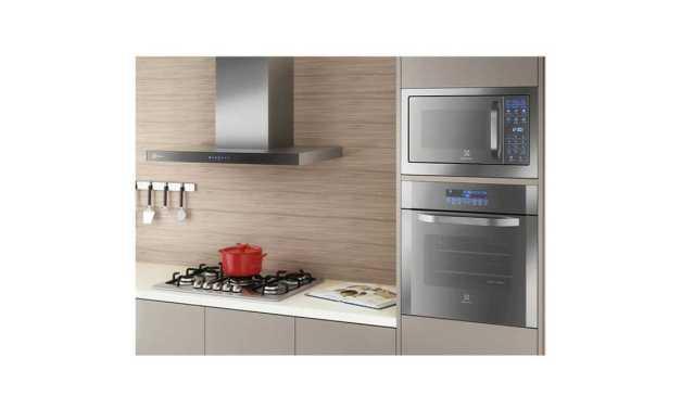 Solução de problemas do forno elétrico Electrolux 80L – OE8TX