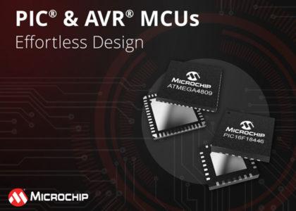 ImmagineAperturaMicrochip-420x300 Microchip Technology introduce nuovi dispositivi PIC e AVR ad 8bit