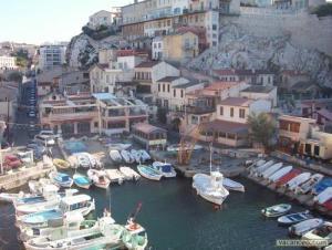 utazás lakóautóval Provence - Marseille, Vallons des Auffs