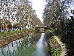 Utazás lakóautóval Montpellier - Canal du midi, a világörökség része