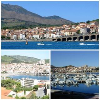 Úton Spanyolország felé - Banyuls-sur-Mer