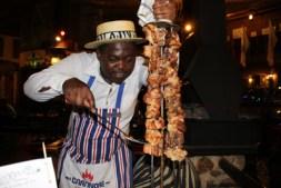 Étterem Dél-Afrikában - Carnivore, Johannesburg