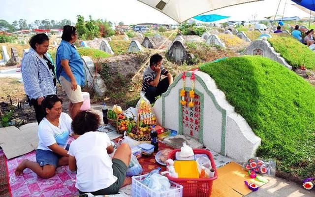 Halottak napja - ahogy a nagyvilágban ünneplik: Qingming, Kína