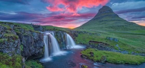 Fapados úticél 2018 - Izland