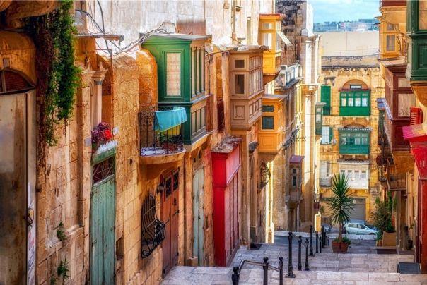 Úti célok 2018 - Lonely Planet Top 10 - Málta
