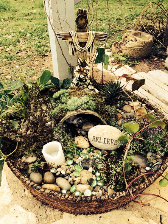 A feltámadás kertje