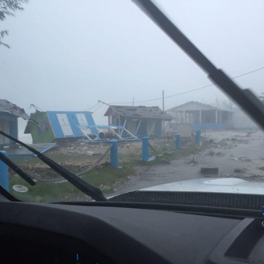 Hurricane Matthew Photos Inagua